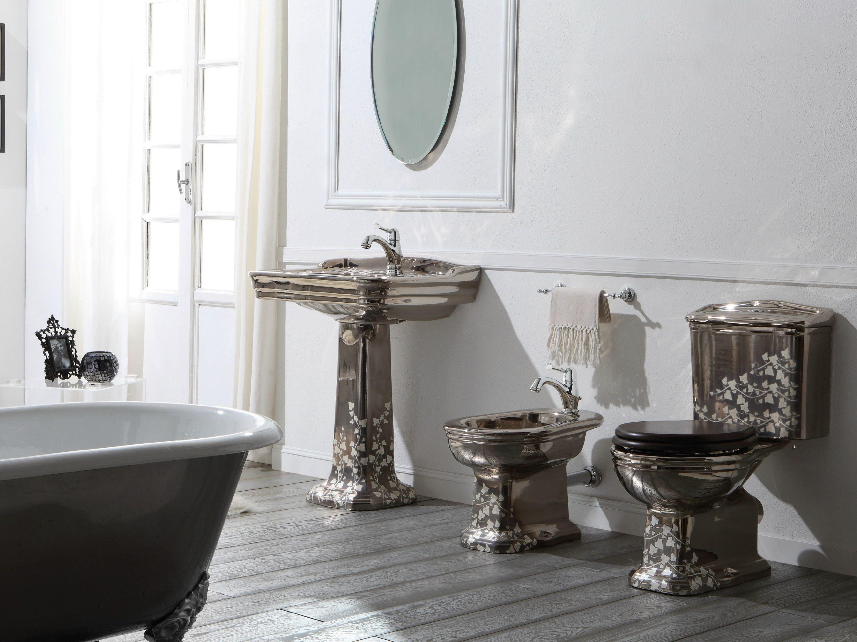 Impero style arredo bagno completo by giulini g rubinetteria for Arredo bagno 3d
