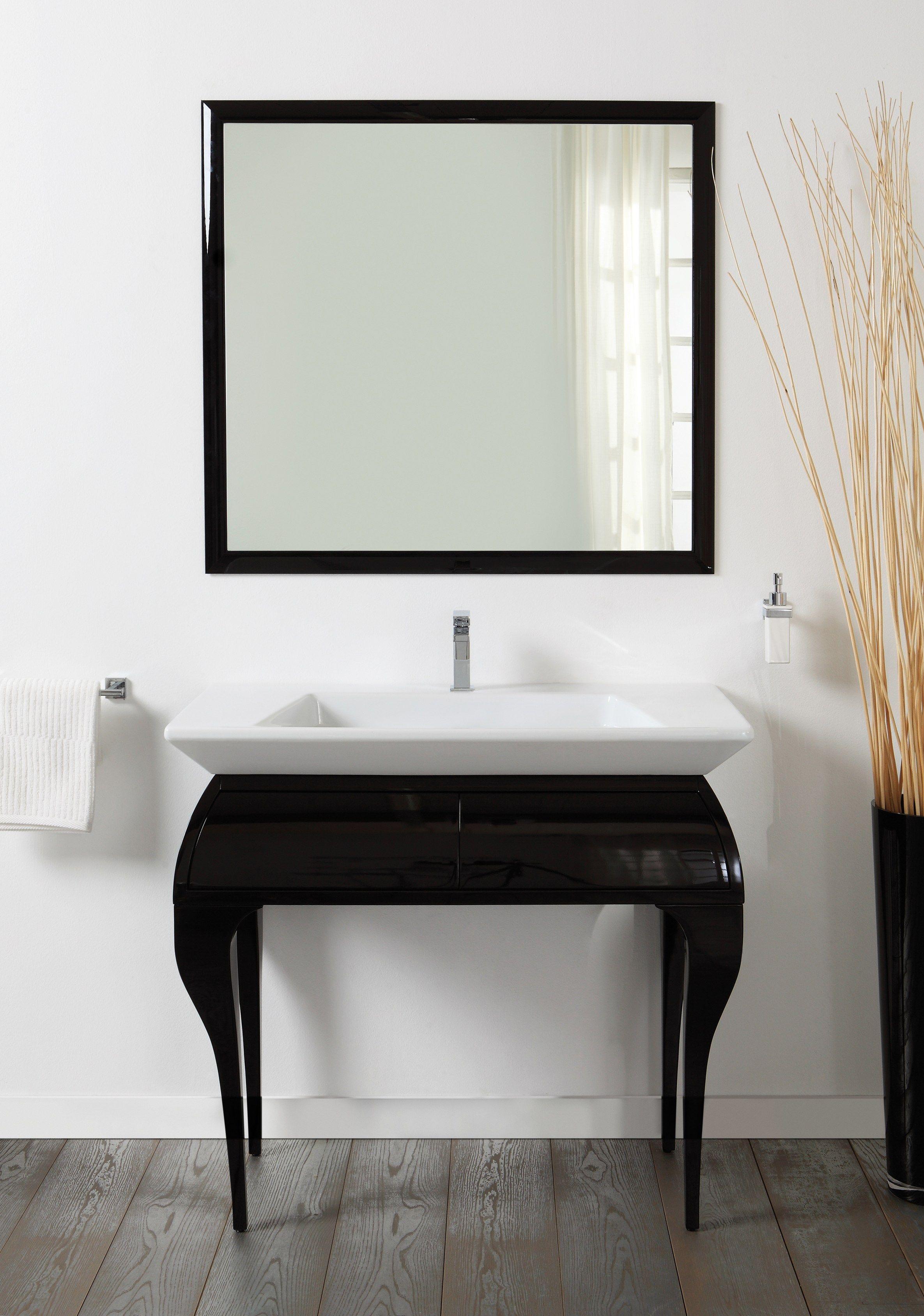 Impero style consolle lavabo by giulini g rubinetteria - Bagno stile impero ...
