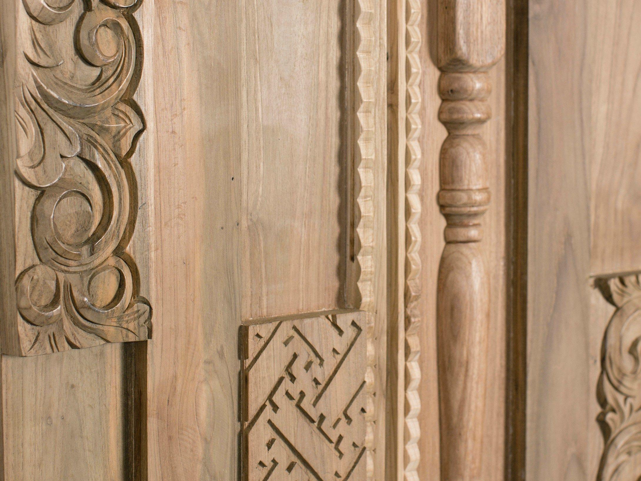 3D Wandverkleidung aus Holz für Innen PHOENIX by Wonderwall Studios