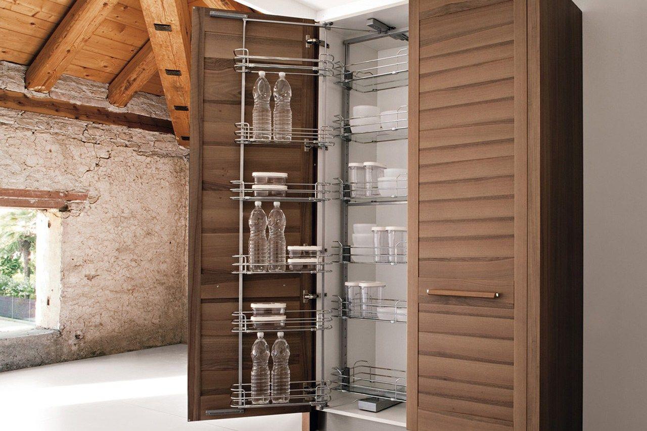 cuisine en placage de bois avec lot fiamma by gd arredamenti design centro stile ged. Black Bedroom Furniture Sets. Home Design Ideas