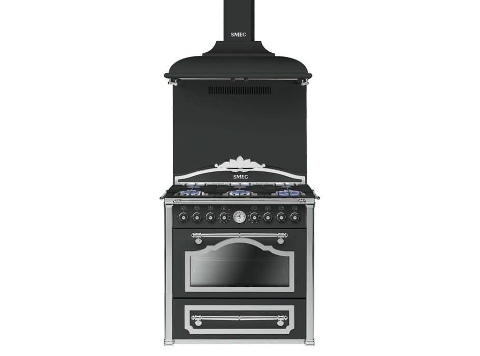 Cucina a libera installazione cc9gax collezione cortina by - Cucina libera installazione smeg ...