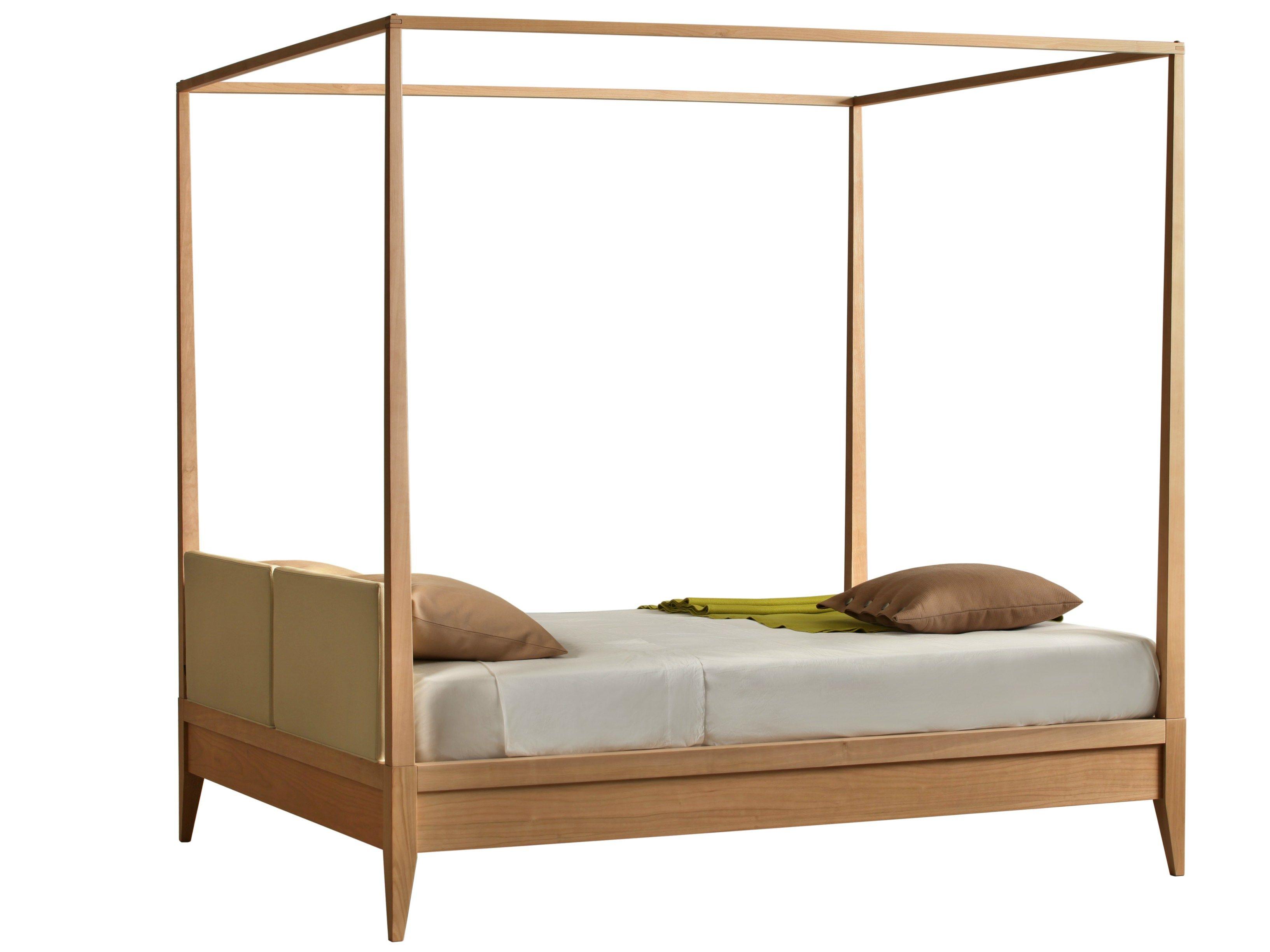 valentino canopy bed by morelato design centro ricerche maam