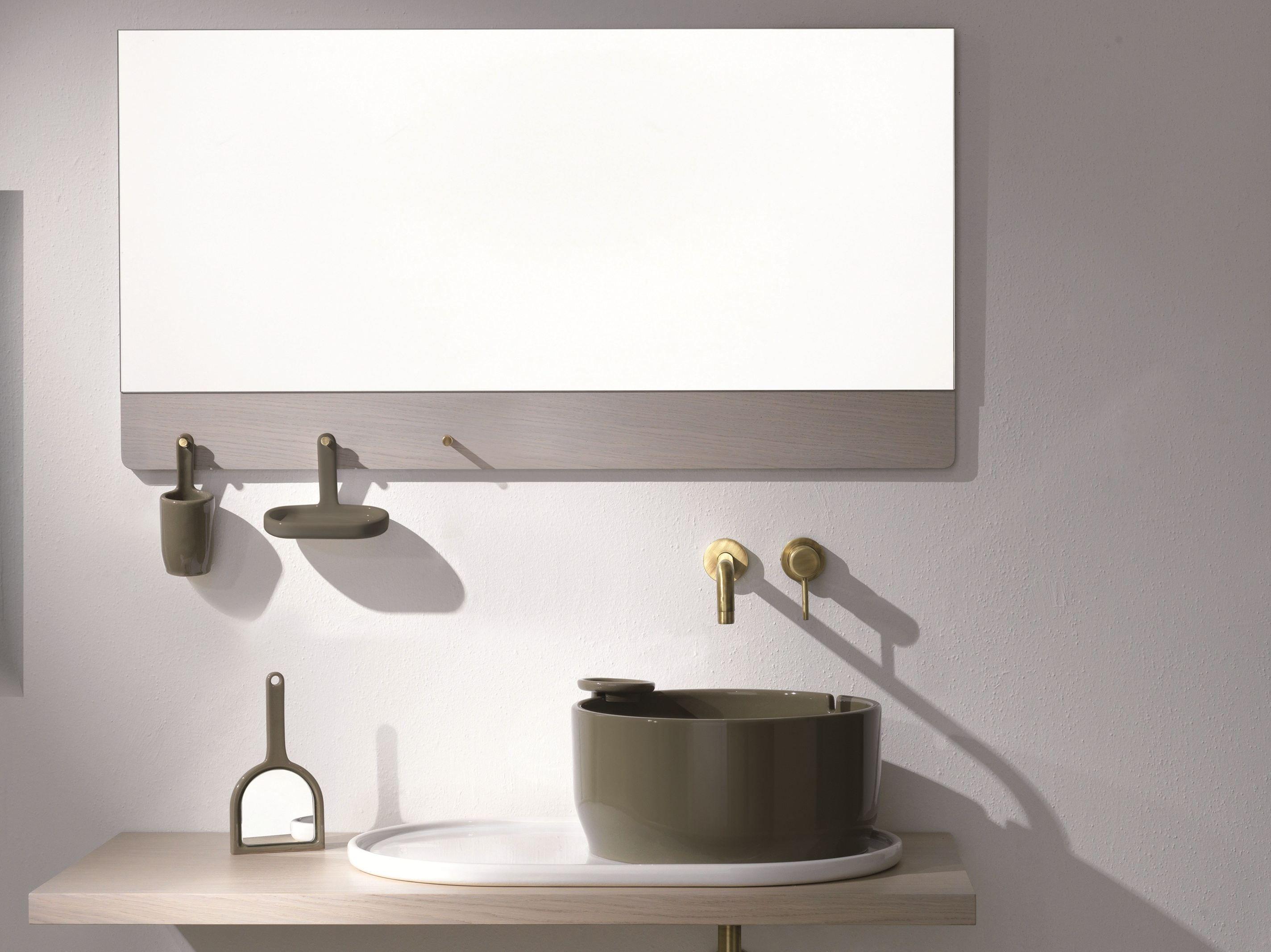 Specchio per bagno ukiyo e specchio per bagno - Specchio ovale per bagno ...