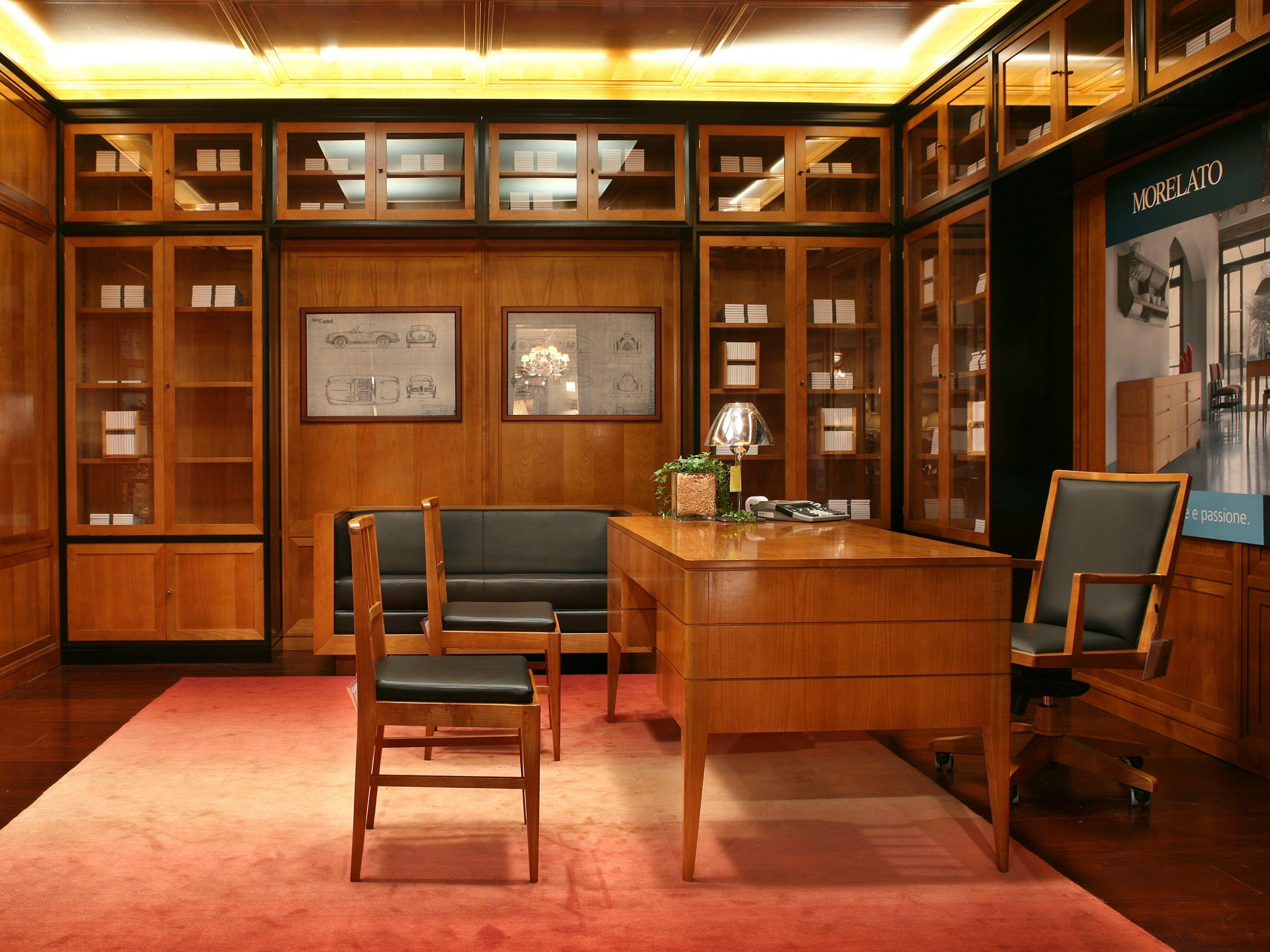 Boss poltrona ufficio direzionale by morelato design for Poltrona ufficio