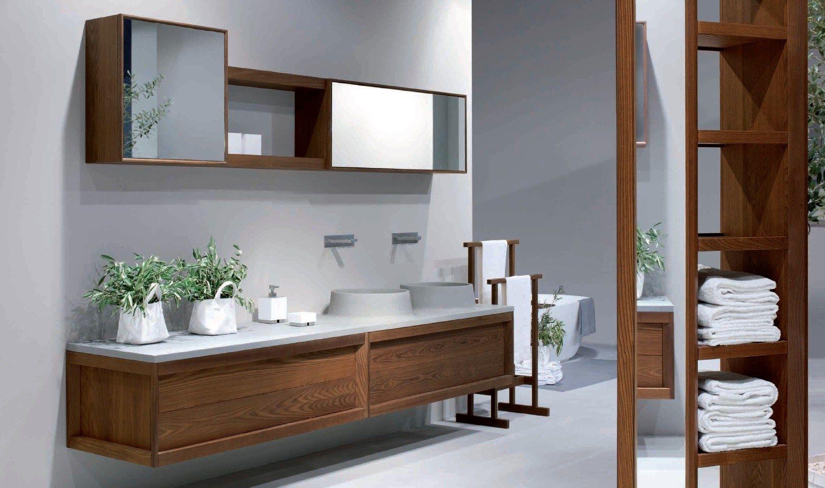 Vela m vel de parede com espelho by gd arredamenti design for Berti arredamenti