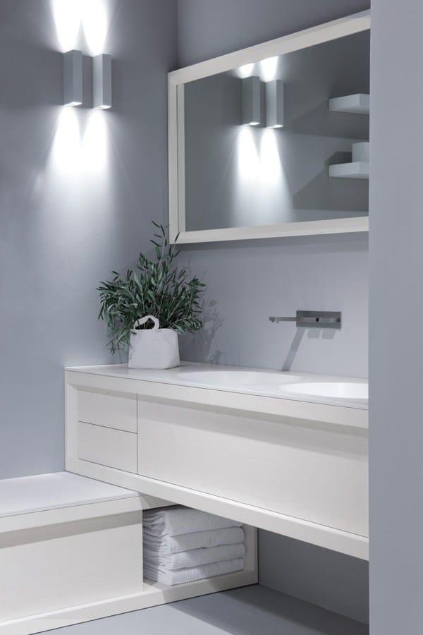 Alaska bathroom mirror by gd arredamenti design enzo berti for Berti arredamenti