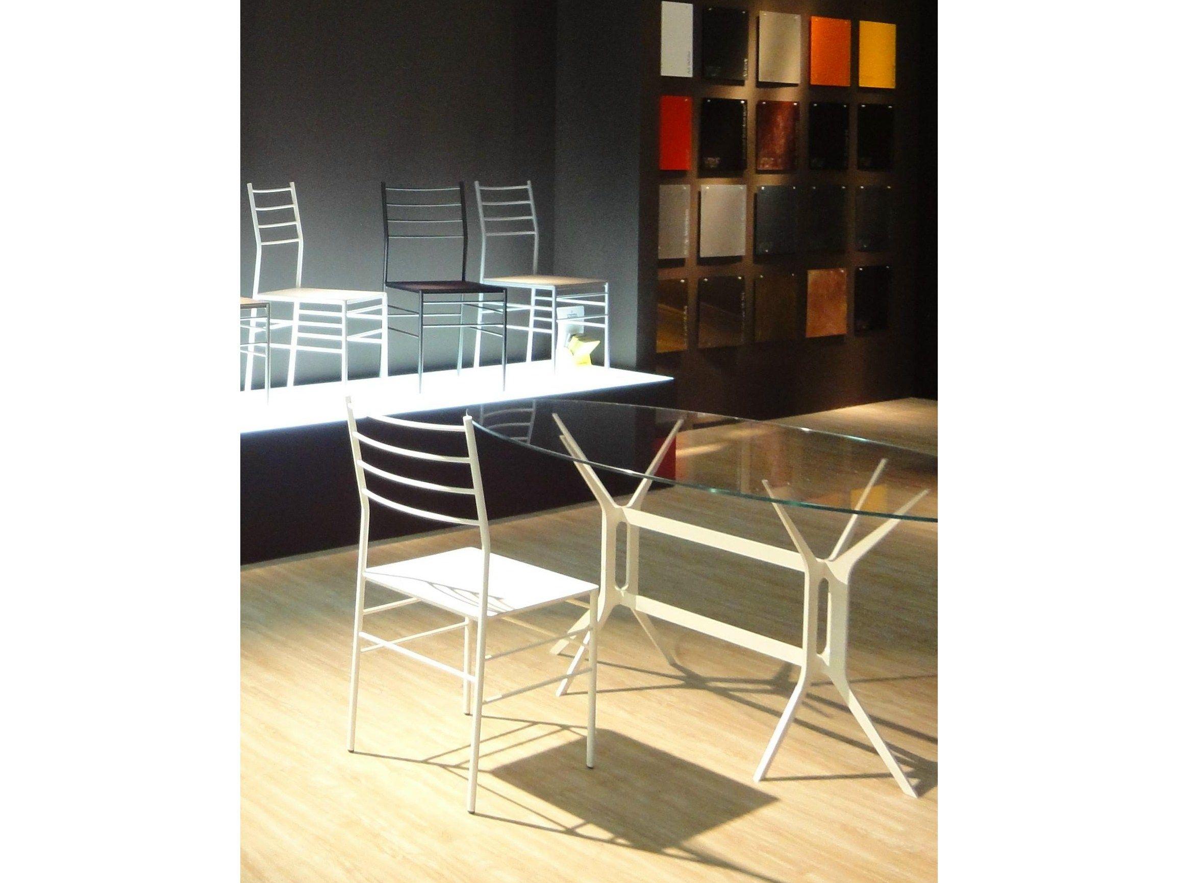 arabesque ovaler tisch by ydf design alberto basaglia. Black Bedroom Furniture Sets. Home Design Ideas