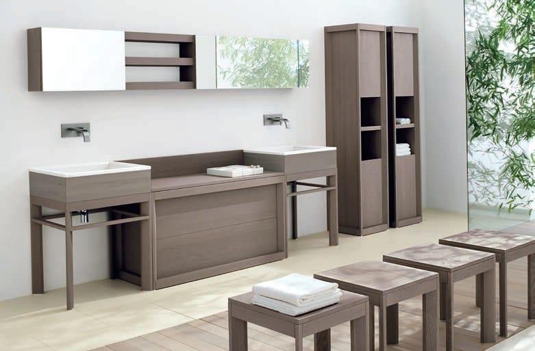 Visone mensola bagno by gd arredamenti design enzo berti