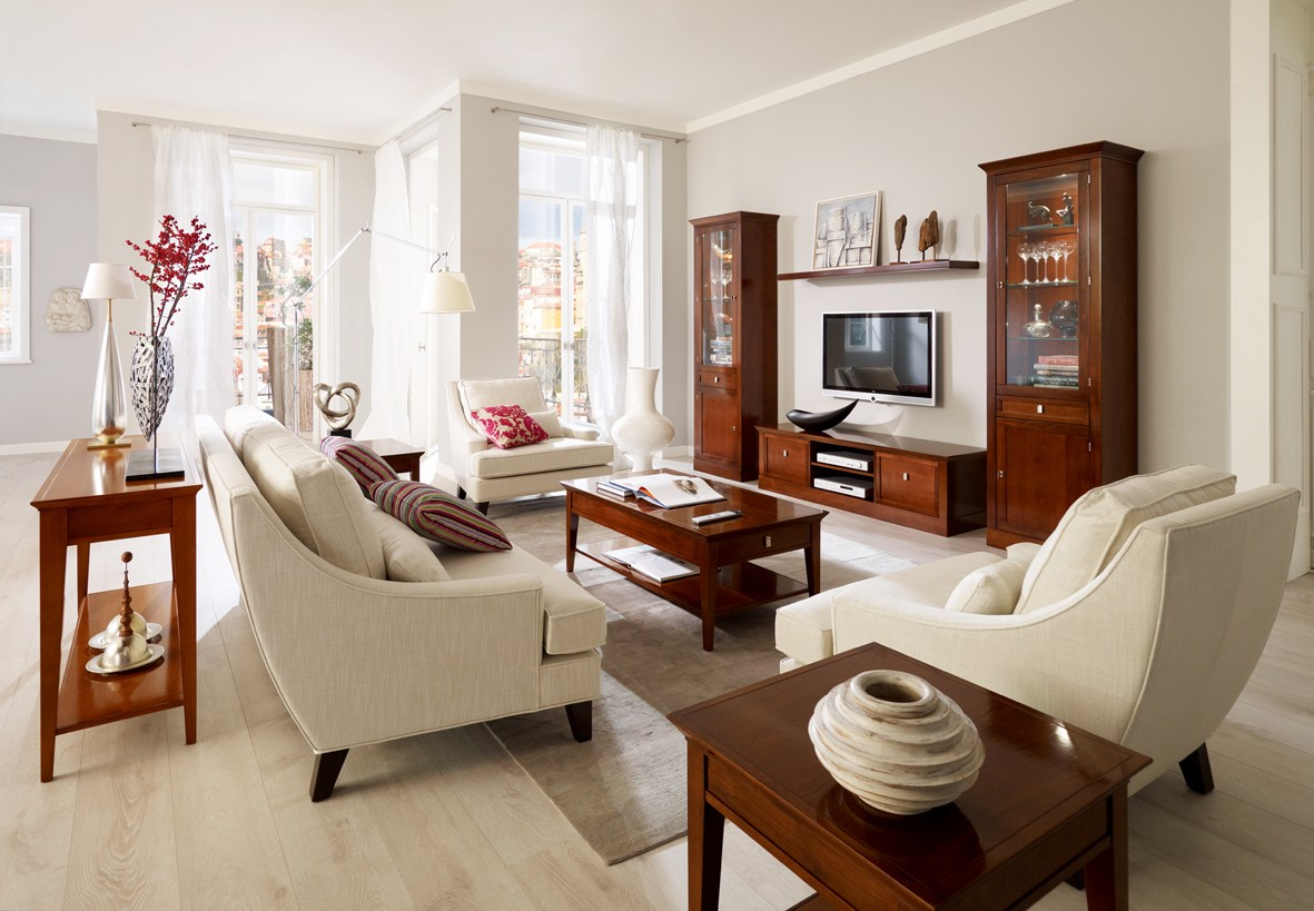 tv lowboard aus holz sophia by selva design tiziano bistaffa. Black Bedroom Furniture Sets. Home Design Ideas