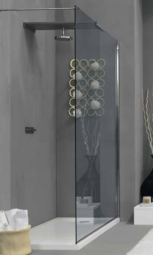 Piatto doccia rettangolare CODE by RIFRA
