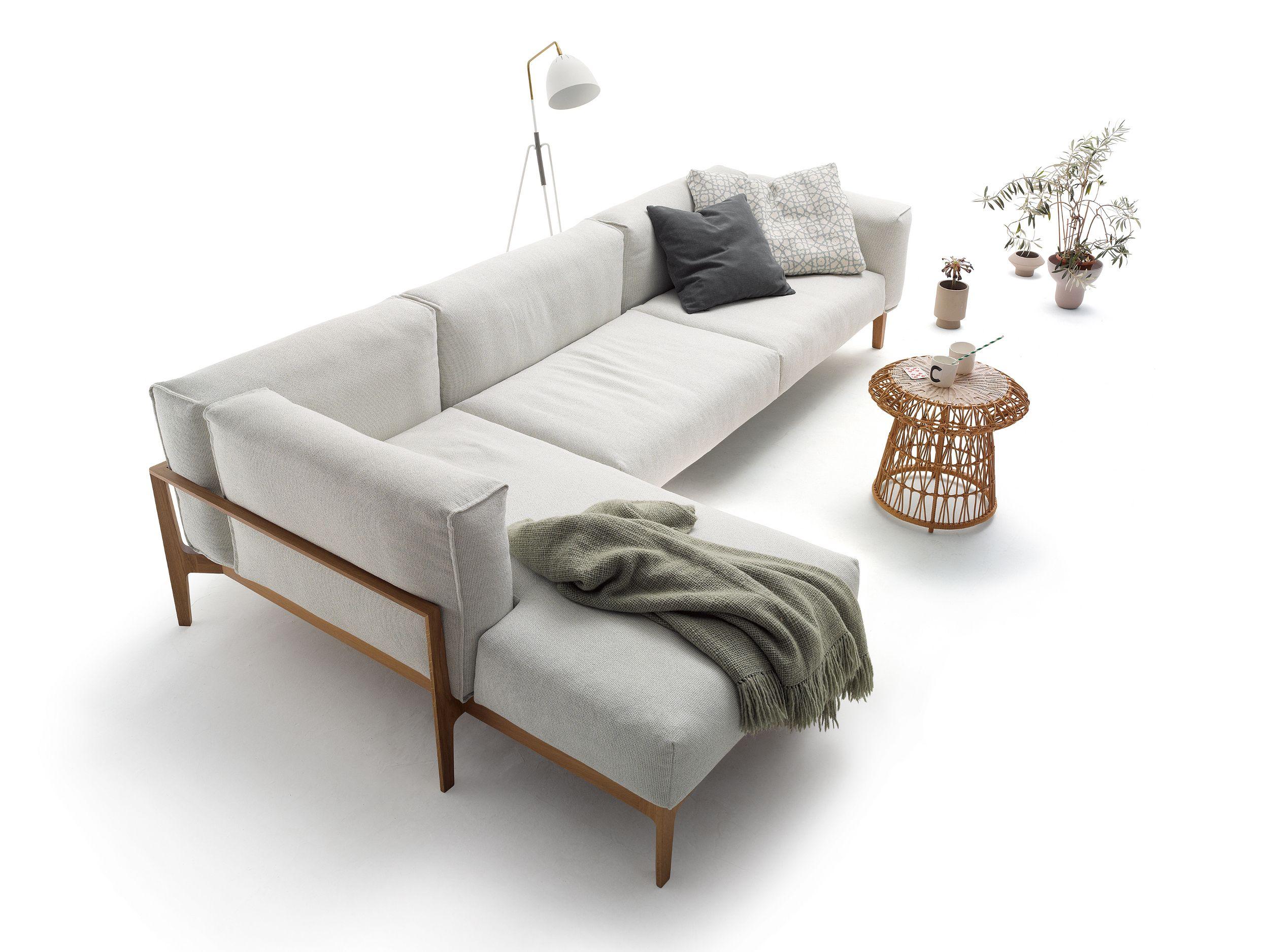 elm corner sofa by cor sitzm bel helmut l bke design jehs laub. Black Bedroom Furniture Sets. Home Design Ideas
