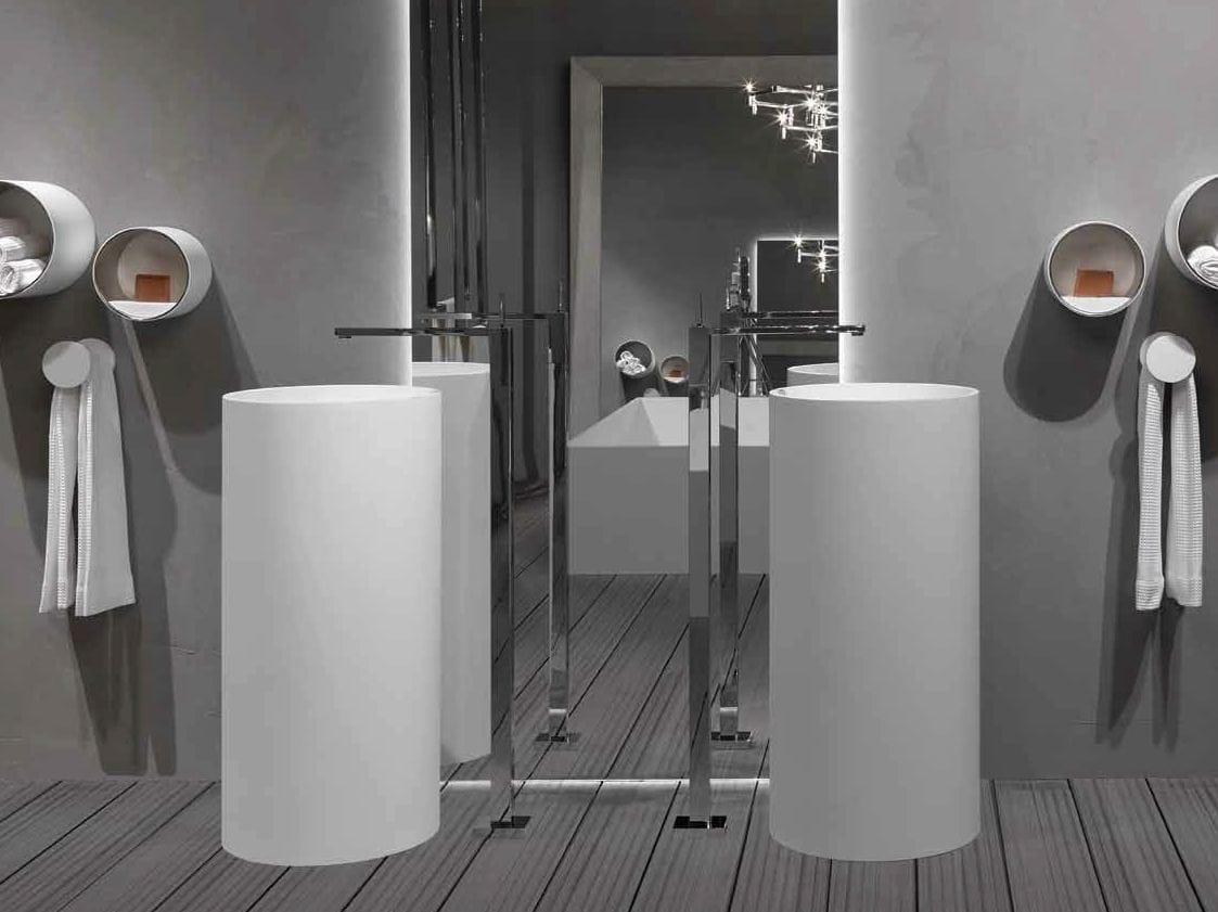 standwaschbecken kollektion circle by rifra. Black Bedroom Furniture Sets. Home Design Ideas