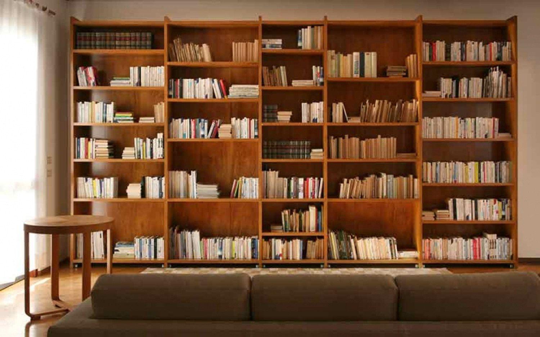 Maschera libreria componibile by morelato design sophia los for Libreria angolare componibile