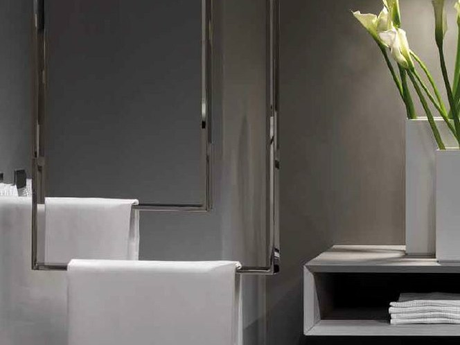 Clean porte serviettes suspendre by rifra - Porte serviette a suspendre ...