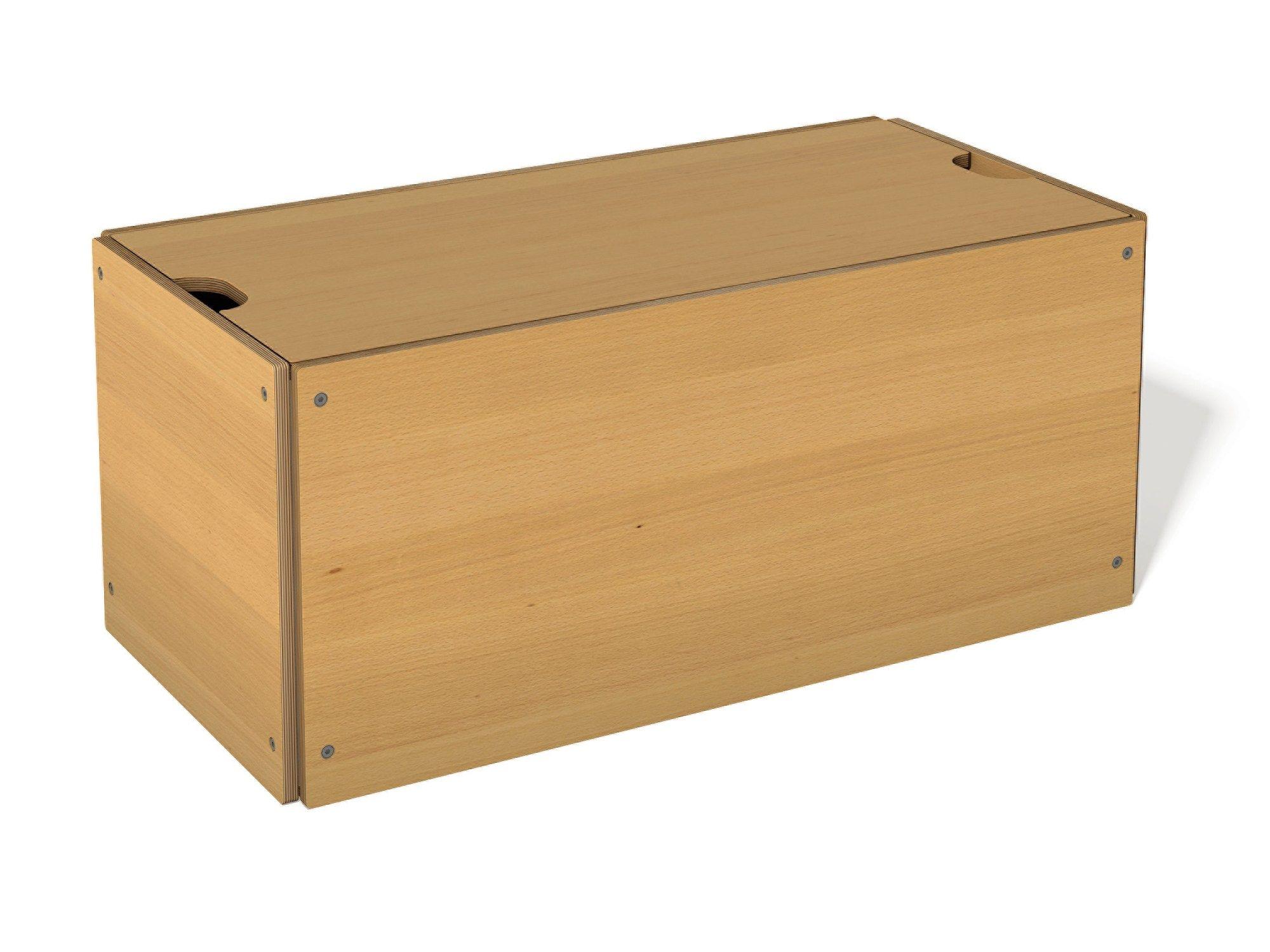 bettkasten truhe by m ller m belwerkst tten design rolf heide. Black Bedroom Furniture Sets. Home Design Ideas