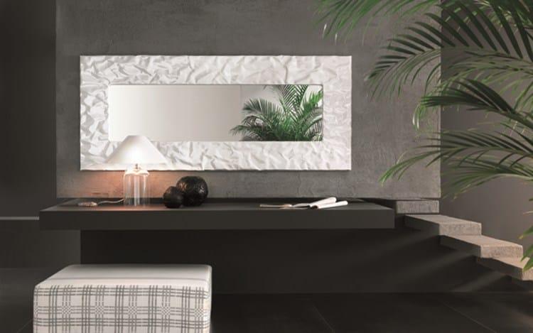 Mito specchio by riflessi design riflessi for Specchio moderno per ingresso riflessi