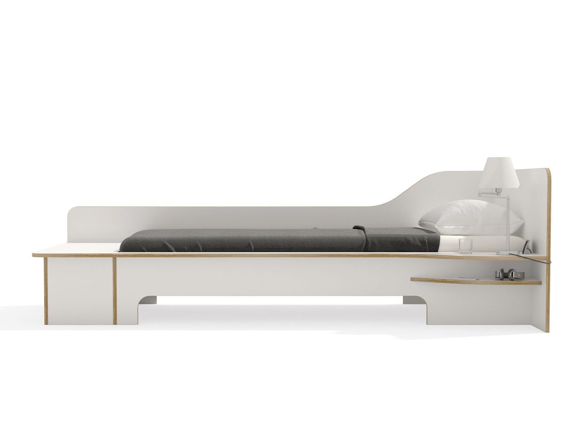 plane einzelbett by m ller m belwerkst tten design felix stark. Black Bedroom Furniture Sets. Home Design Ideas
