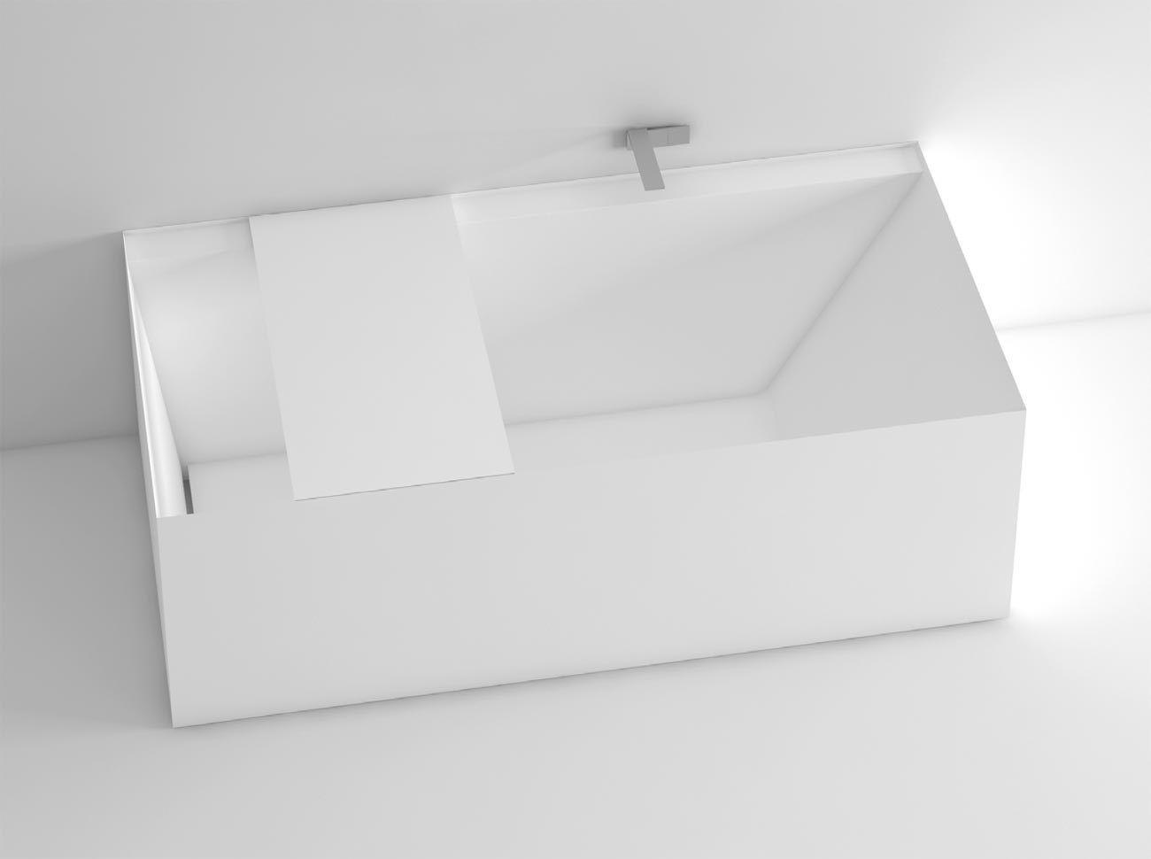 syn baignoire by lasa idea design emanuel gargano marco fagioli. Black Bedroom Furniture Sets. Home Design Ideas