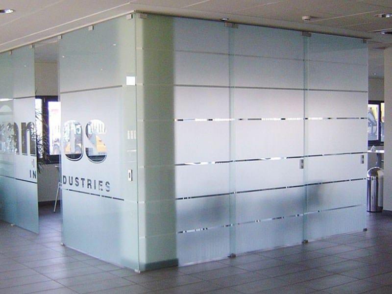 Gu a para puertas correderas oxidal sliding system by - Guias de puertas correderas ...