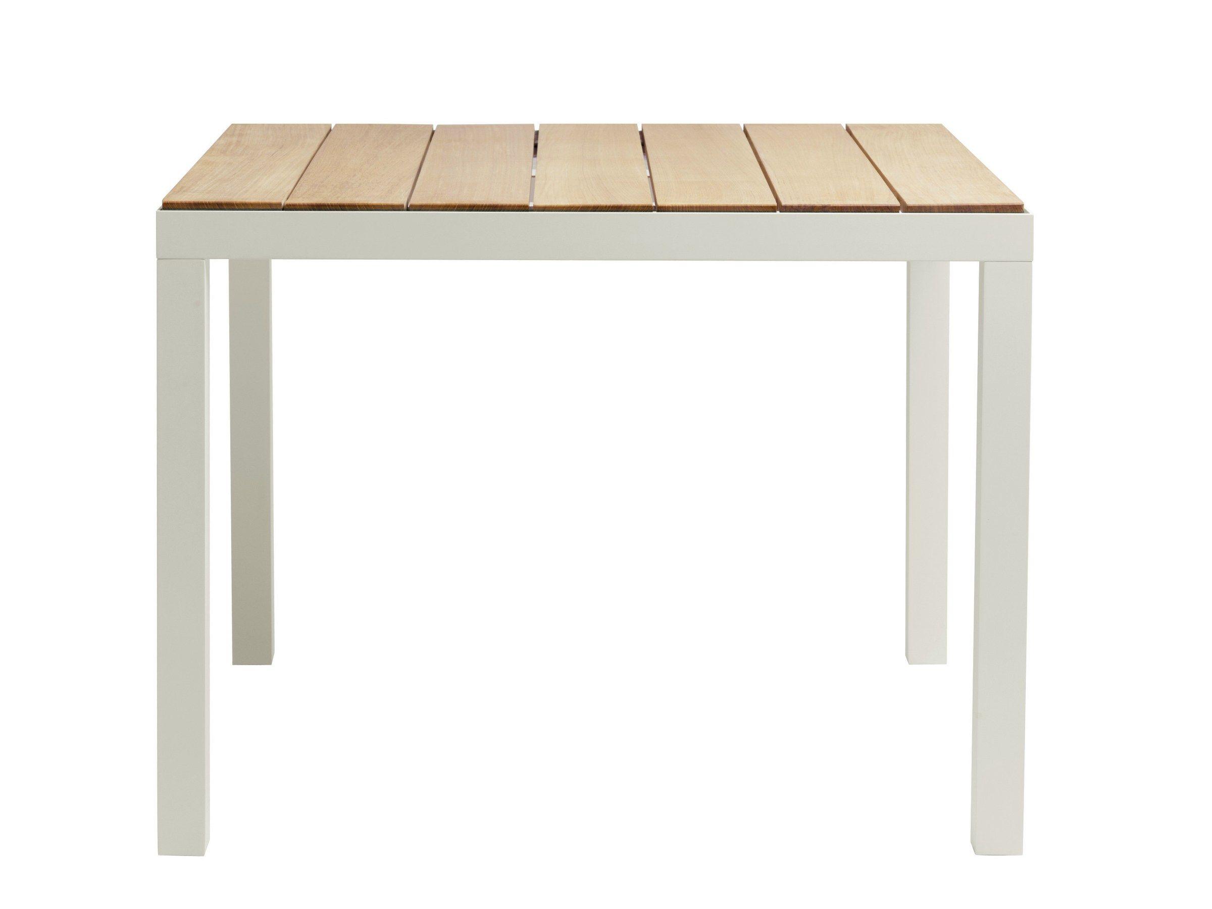 Picass quadratischer tisch by trib design studio segers for Tisch eins design studio