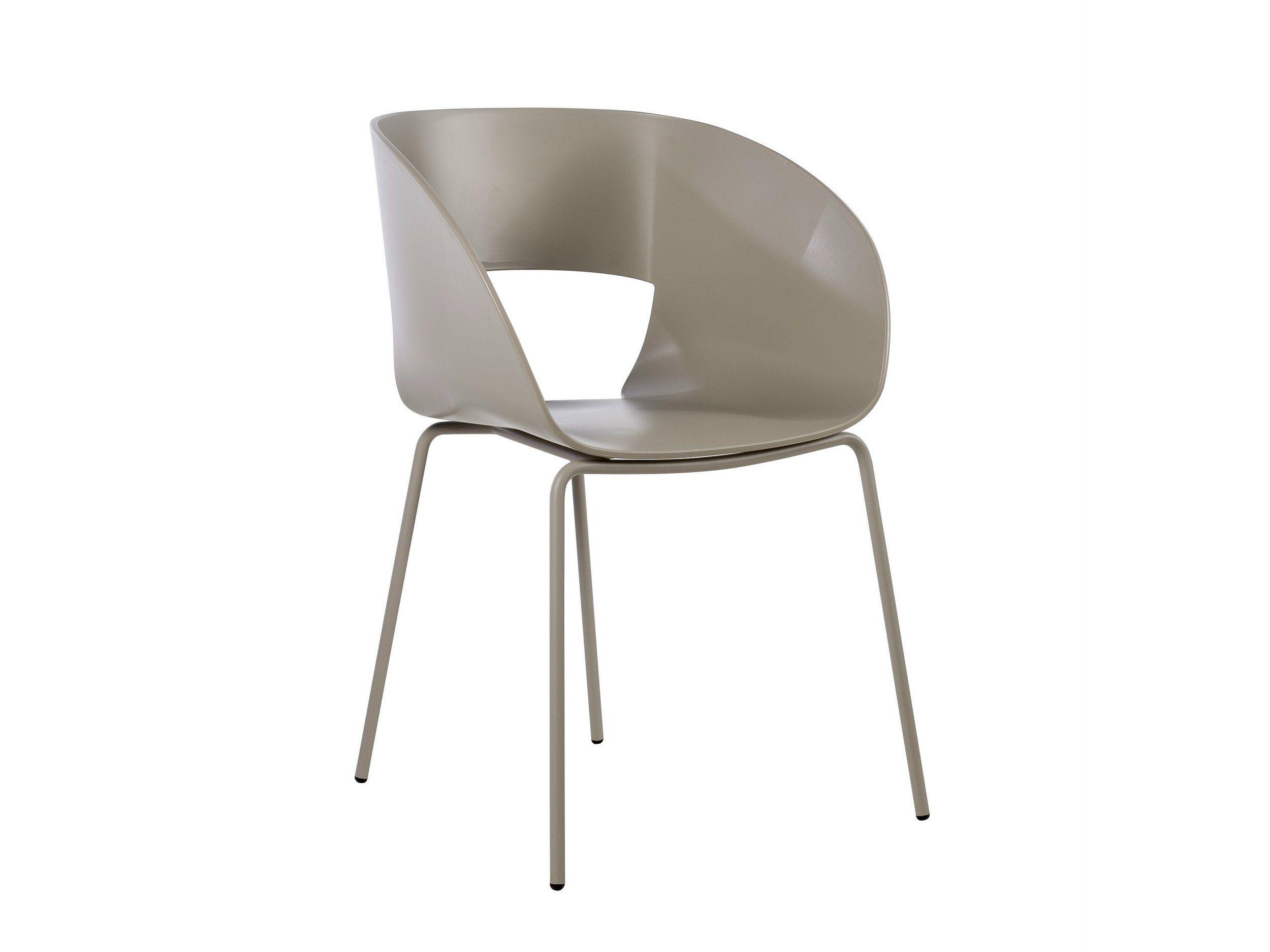 Vintage stuhl aus kunststoff by trib design bram bollen for Design stuhl vintage