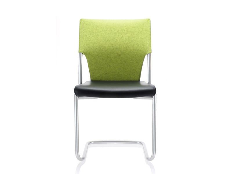 Drive chaise en porte faux by brunner design lepper - Architecture moderne residentielle schmidt lepper ...