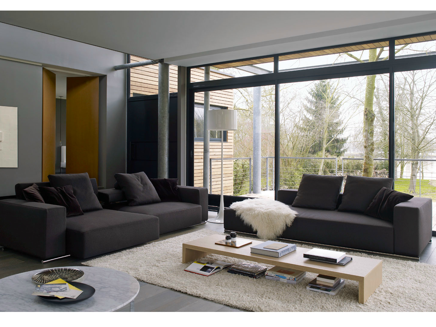andy 39 13 sofa by b b italia design paolo piva. Black Bedroom Furniture Sets. Home Design Ideas