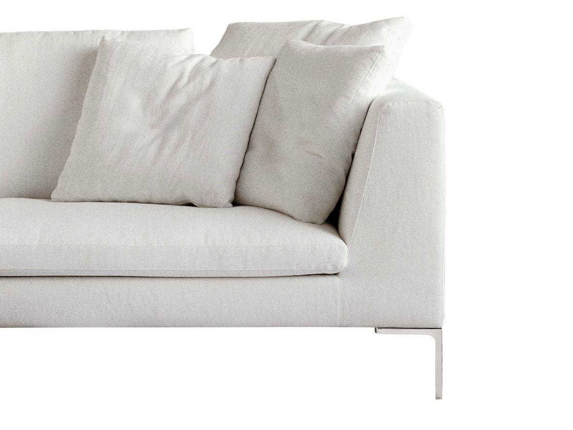 charles gepolstertes sofa by b b italia design antonio citterio. Black Bedroom Furniture Sets. Home Design Ideas