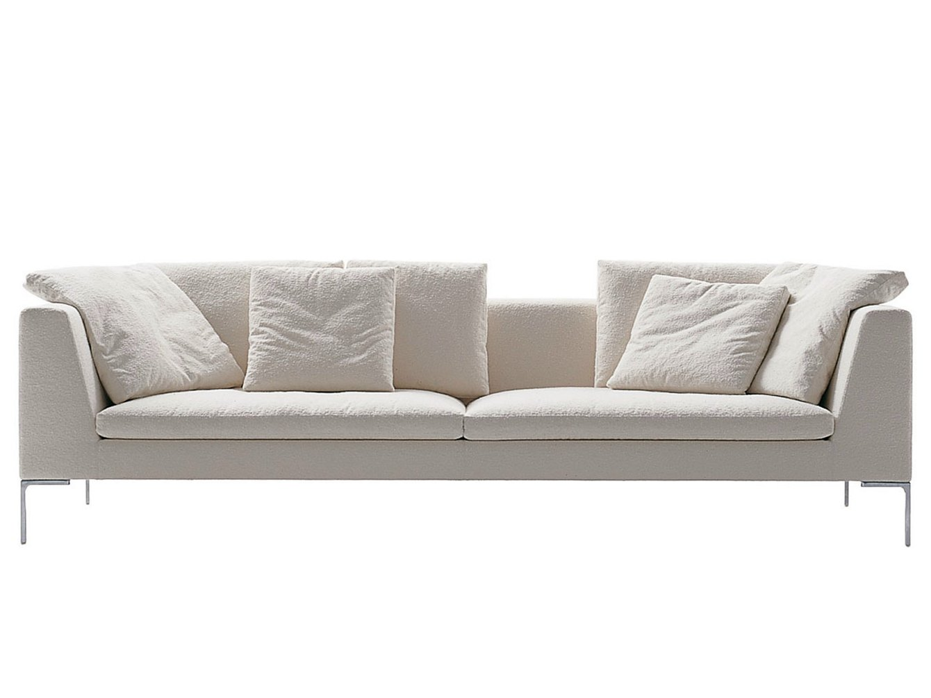 Charles Large Sofa By B B Italia Design Antonio Citterio