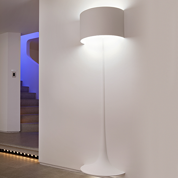 Lampada da parete / lampada da incasso SOFT SPUN LARGE by FLOS design ...