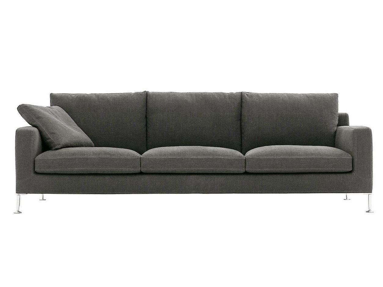 harry upholstered sofa by b b italia design antonio citterio. Black Bedroom Furniture Sets. Home Design Ideas