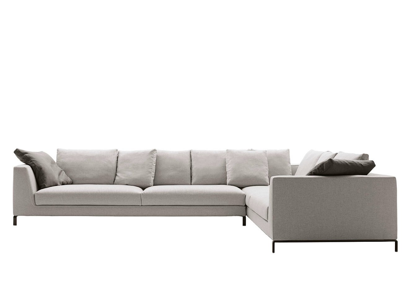 ray sectional sofa by b b italia design antonio citterio. Black Bedroom Furniture Sets. Home Design Ideas