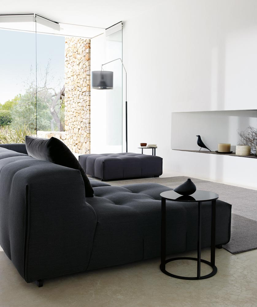 Tufty Too Sectional Sofa By B B Italia Design Patricia Urquiola