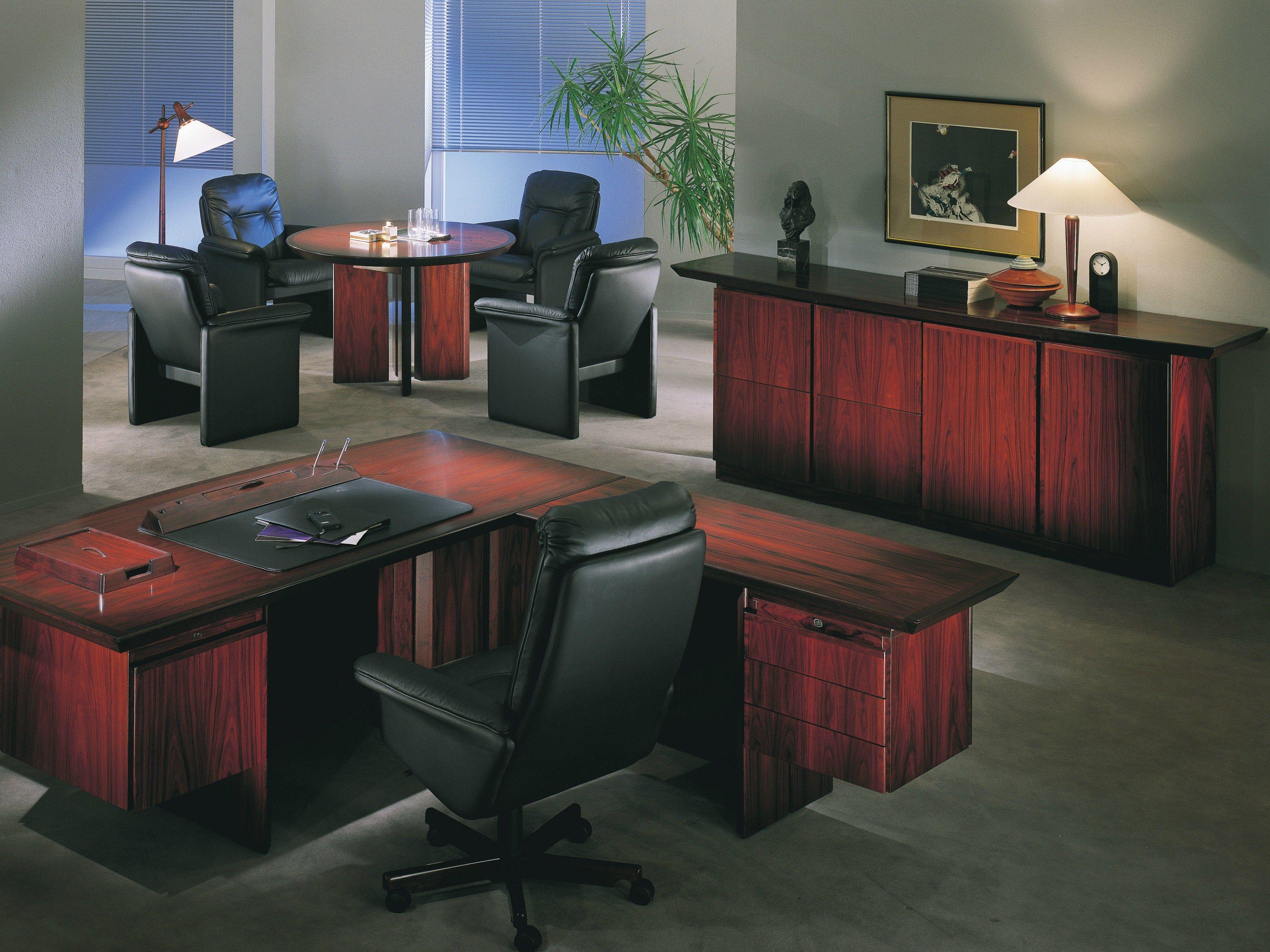 Madia mobile ufficio in legno concorde mobile for Mobile ufficio basso
