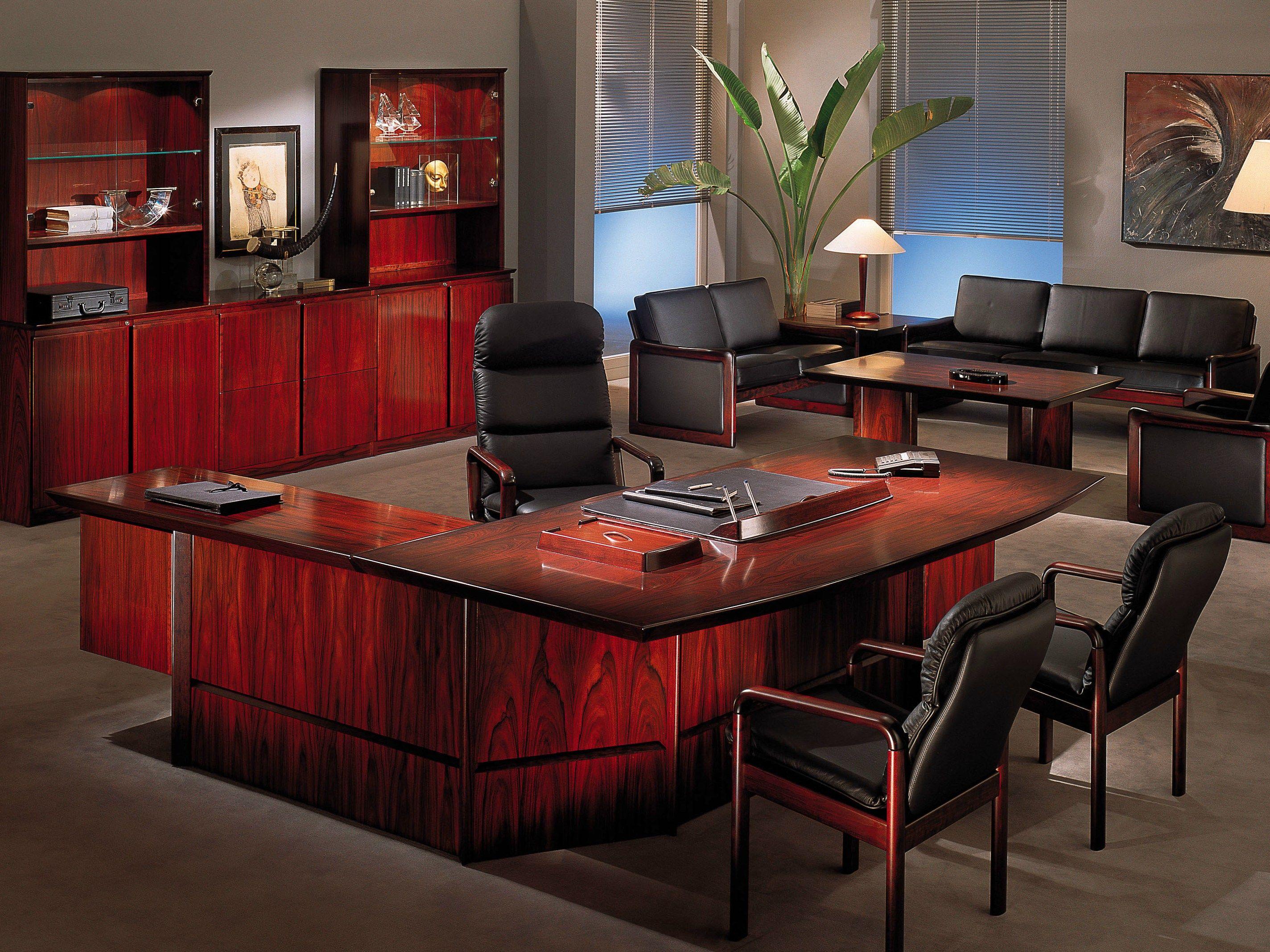 Mueble modular de pared mueble de oficina de madera for Muebles para oficina en madera