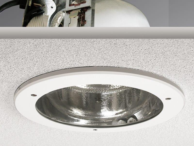 Spot encastrable pour faux-plafonds FC/IP by METALMEK ILLUMINAZIONE