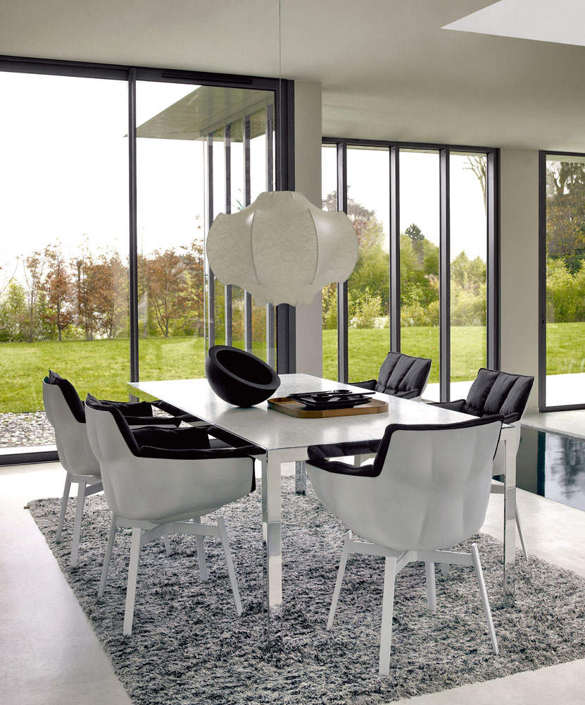 Husk cadeira de tecido by b b italia design patricia urquiola - B b italia design ...