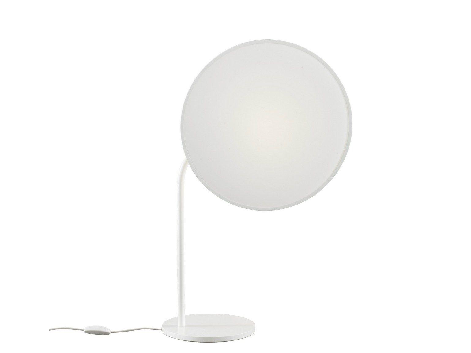 lampe de table fluorescent pivotante pour clairage indirect collection owl by roset italia. Black Bedroom Furniture Sets. Home Design Ideas