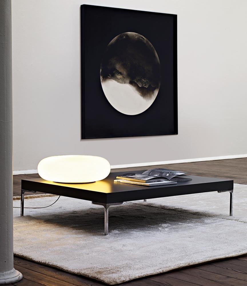 Charles Coffee Table By B B Italia Design Antonio Citterio