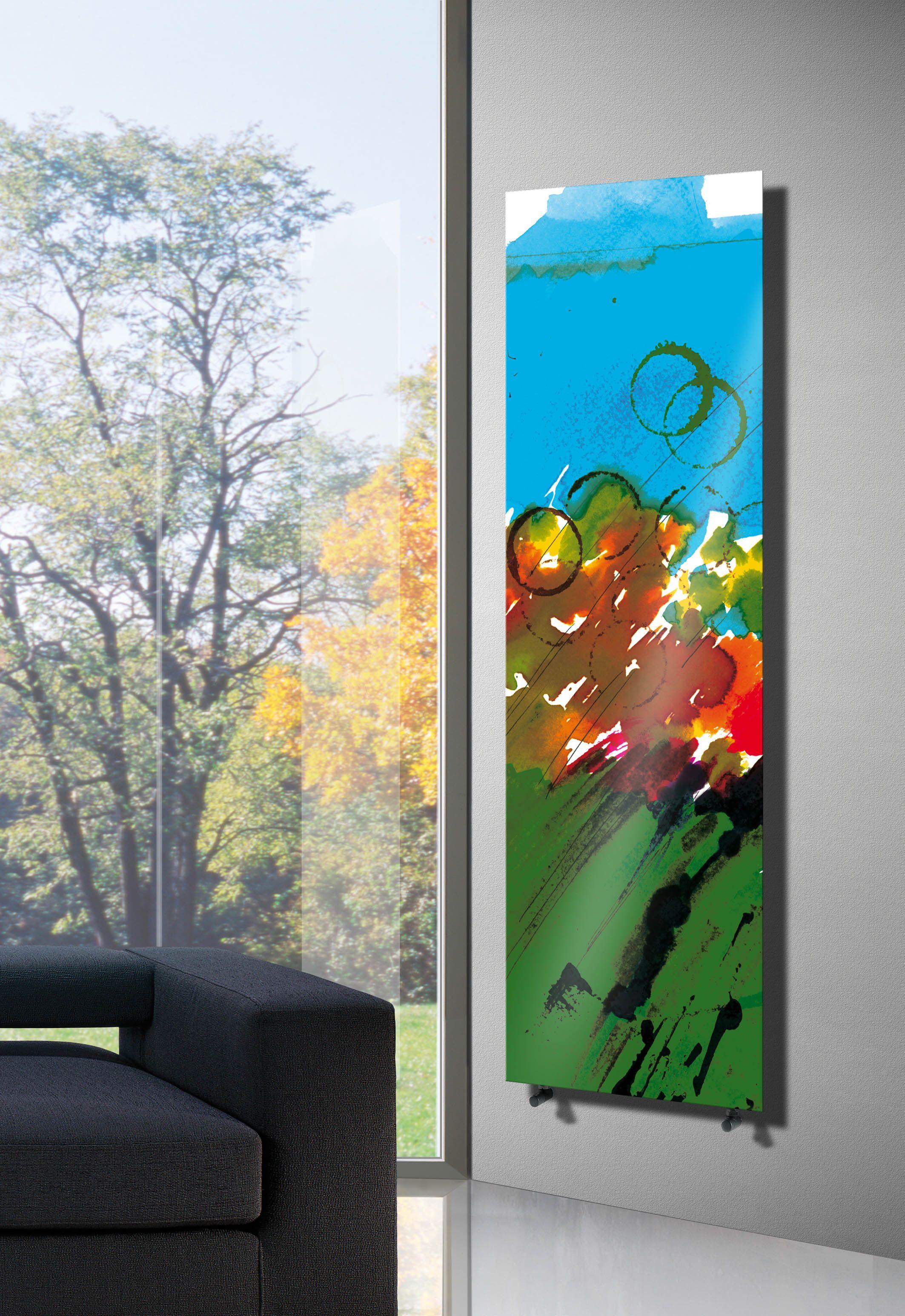 Radiateur d coratif panneau mural frame season collection neo design by cordivari design - Panneau mural decoratif ...
