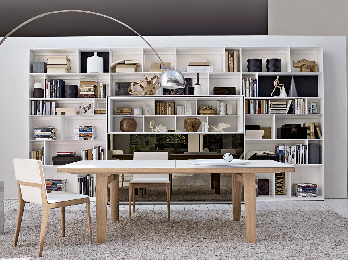 Biblioth que ouverte composable flat c by b b italia for Biebi montebelluna
