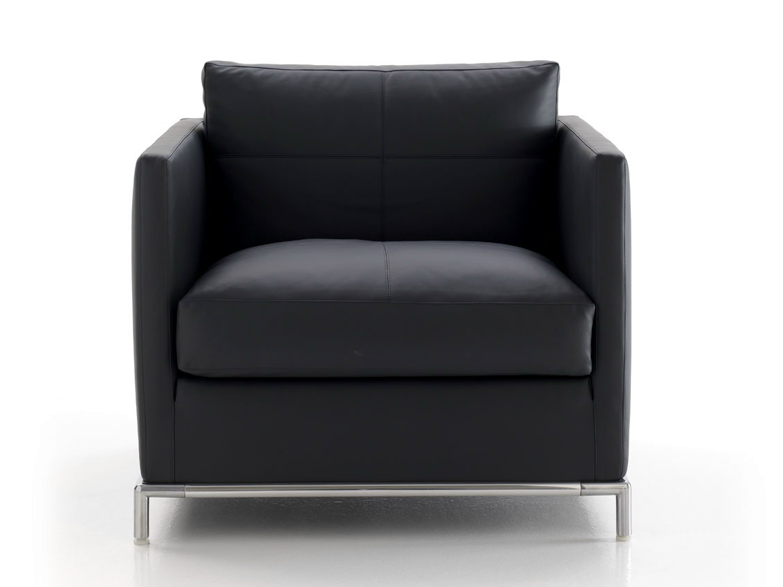 george armchair by b b italia project a brand of b b. Black Bedroom Furniture Sets. Home Design Ideas