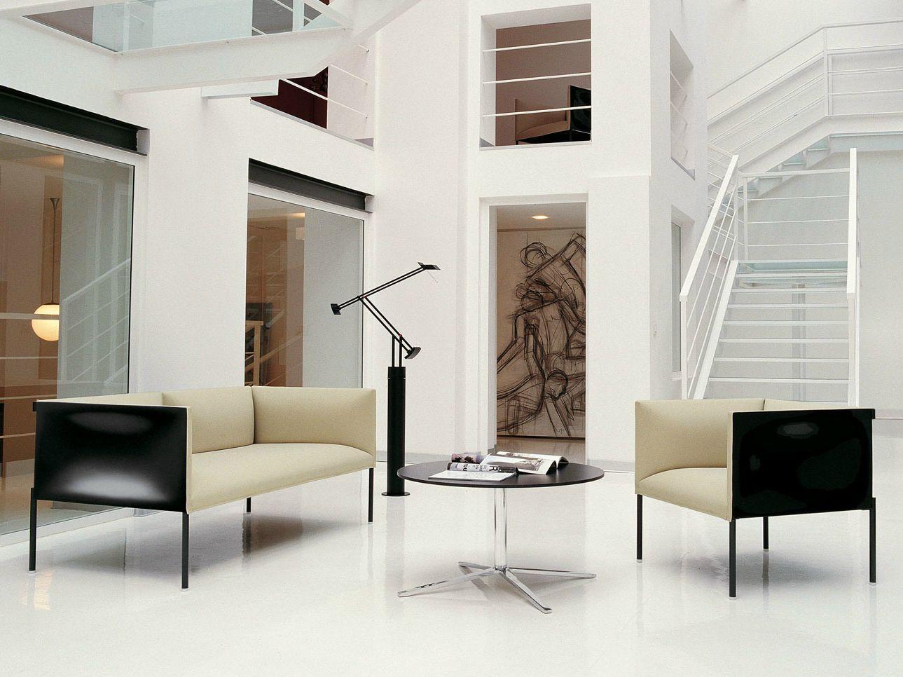 Hollow armchair by b b italia project a brand of b b for B b italia spa