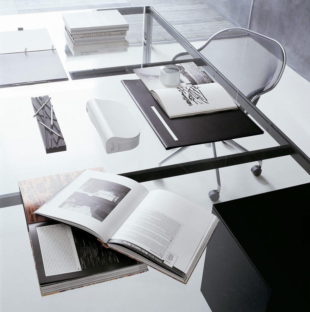 Progetto 1 scrivania by b b italia project a brand of b b for B b italia spa