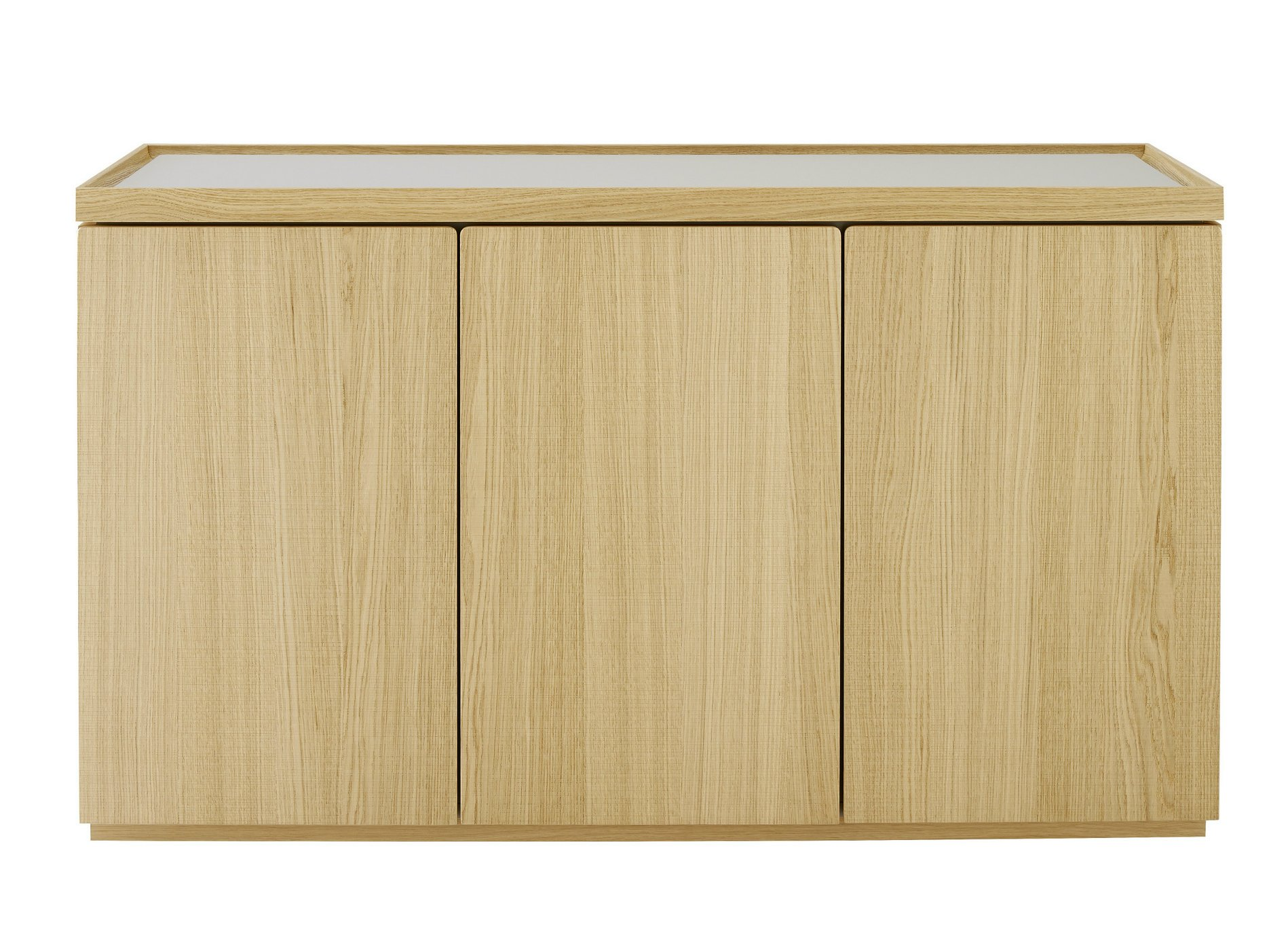 estampe oak sideboard by ligne roset design no duchaufour lawrance. Black Bedroom Furniture Sets. Home Design Ideas