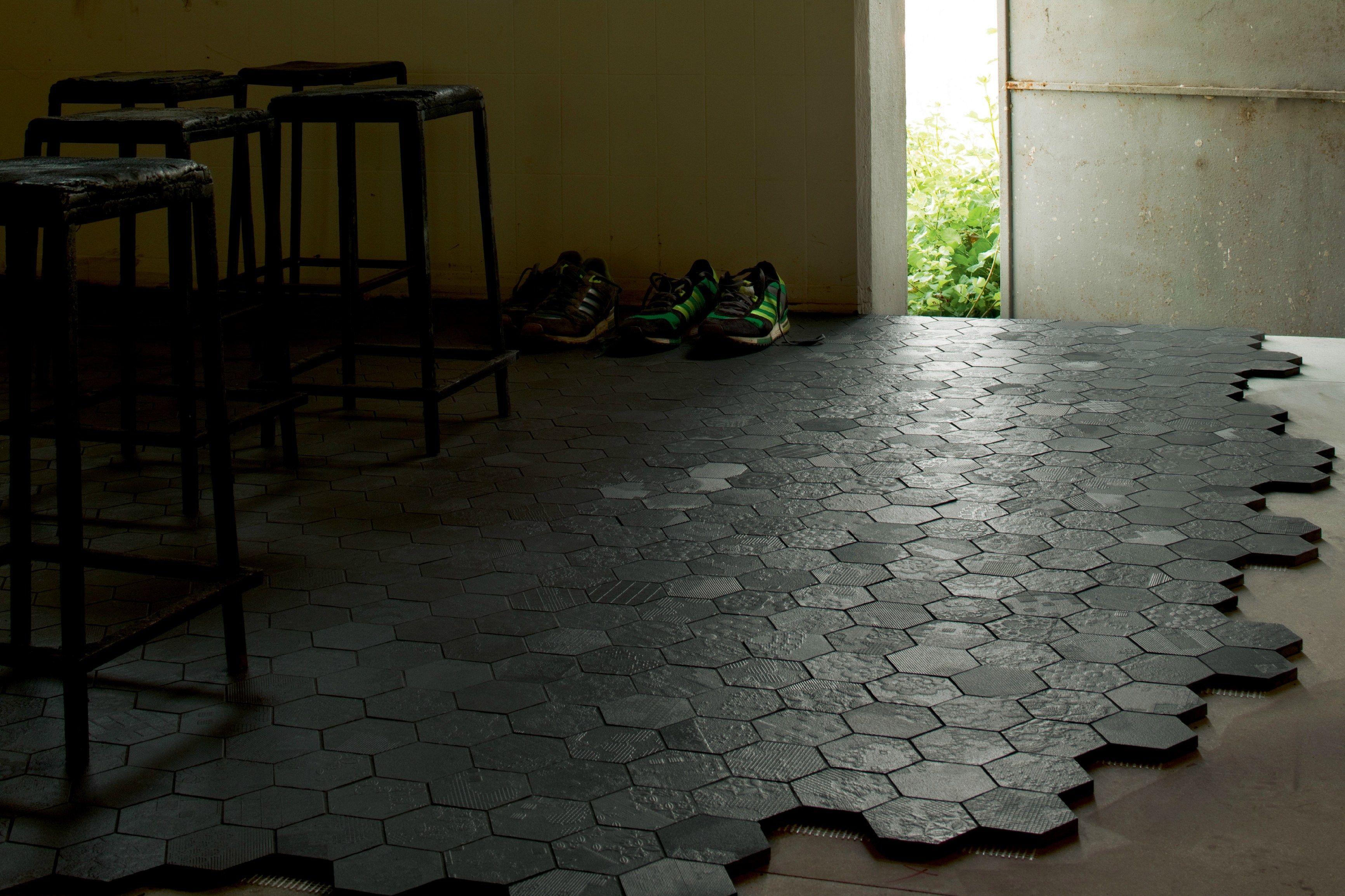 Indoor porcelain stoneware wall floor tiles dechirer decor for Carrelage 120x120