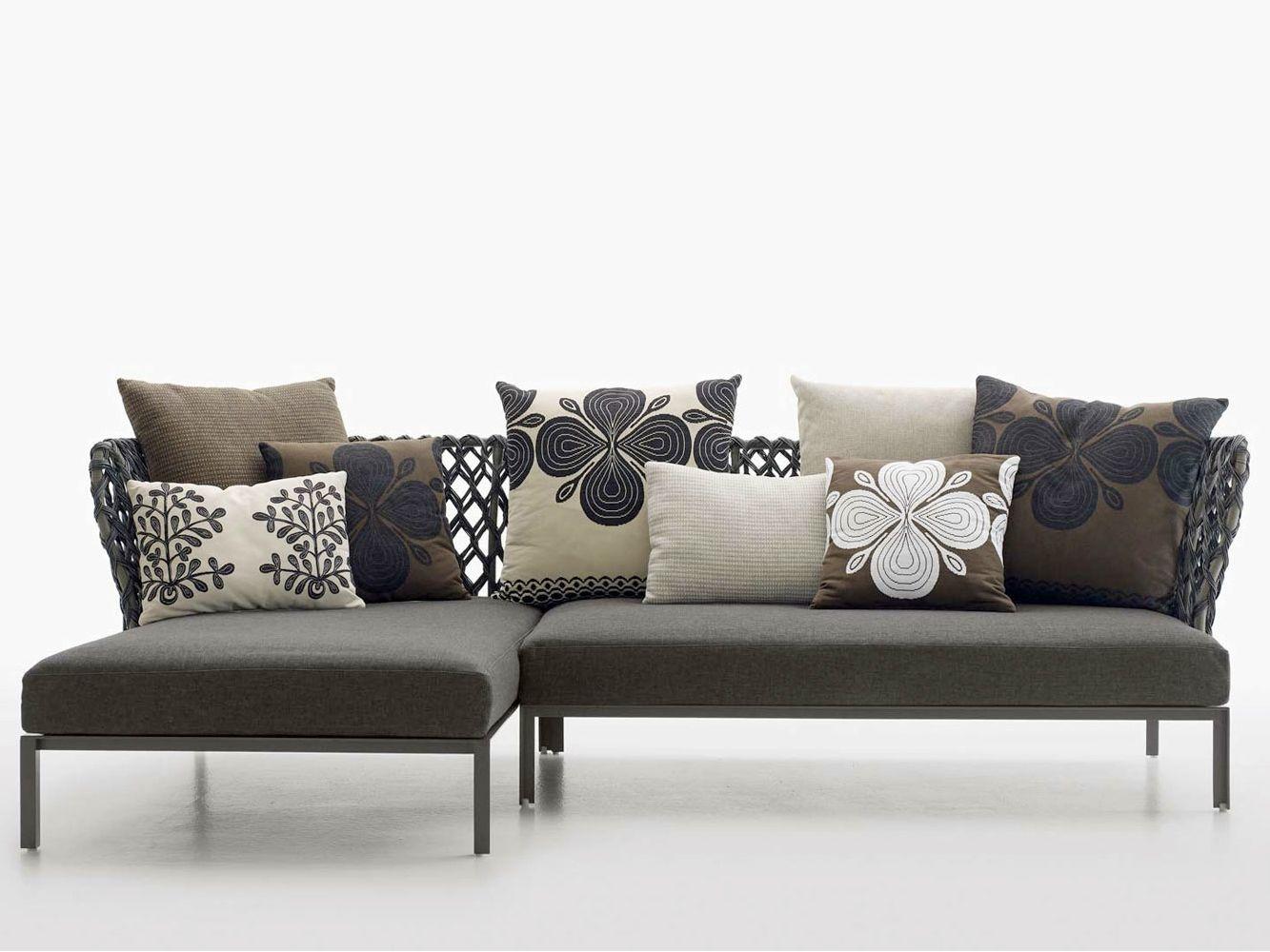 Ravel corner sofa by b b italia outdoor a brand of b b for B b italia outdoor