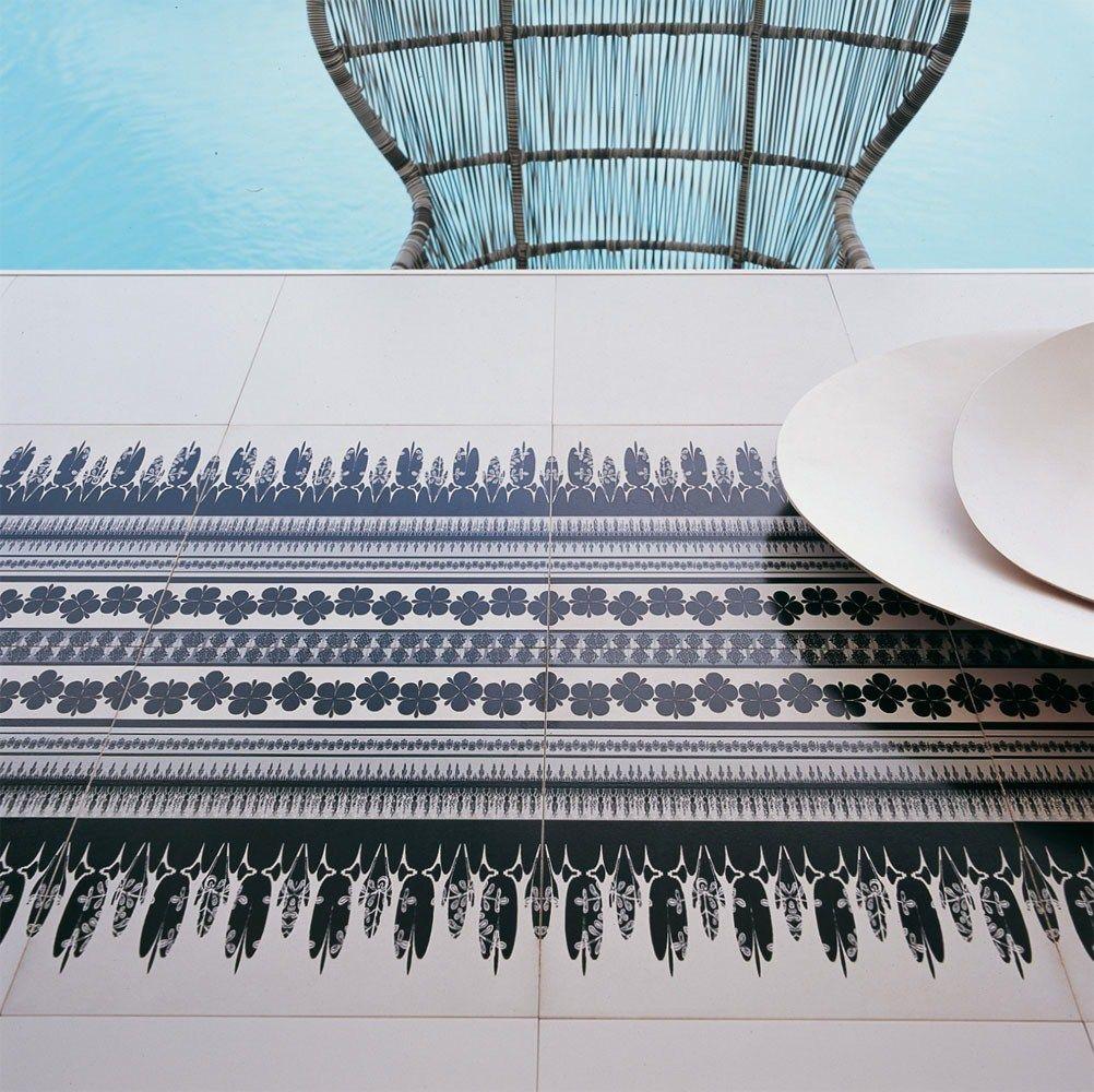 Tavolo da giardino con piano in gres porcellanato CANASTA  Tavolo da ...