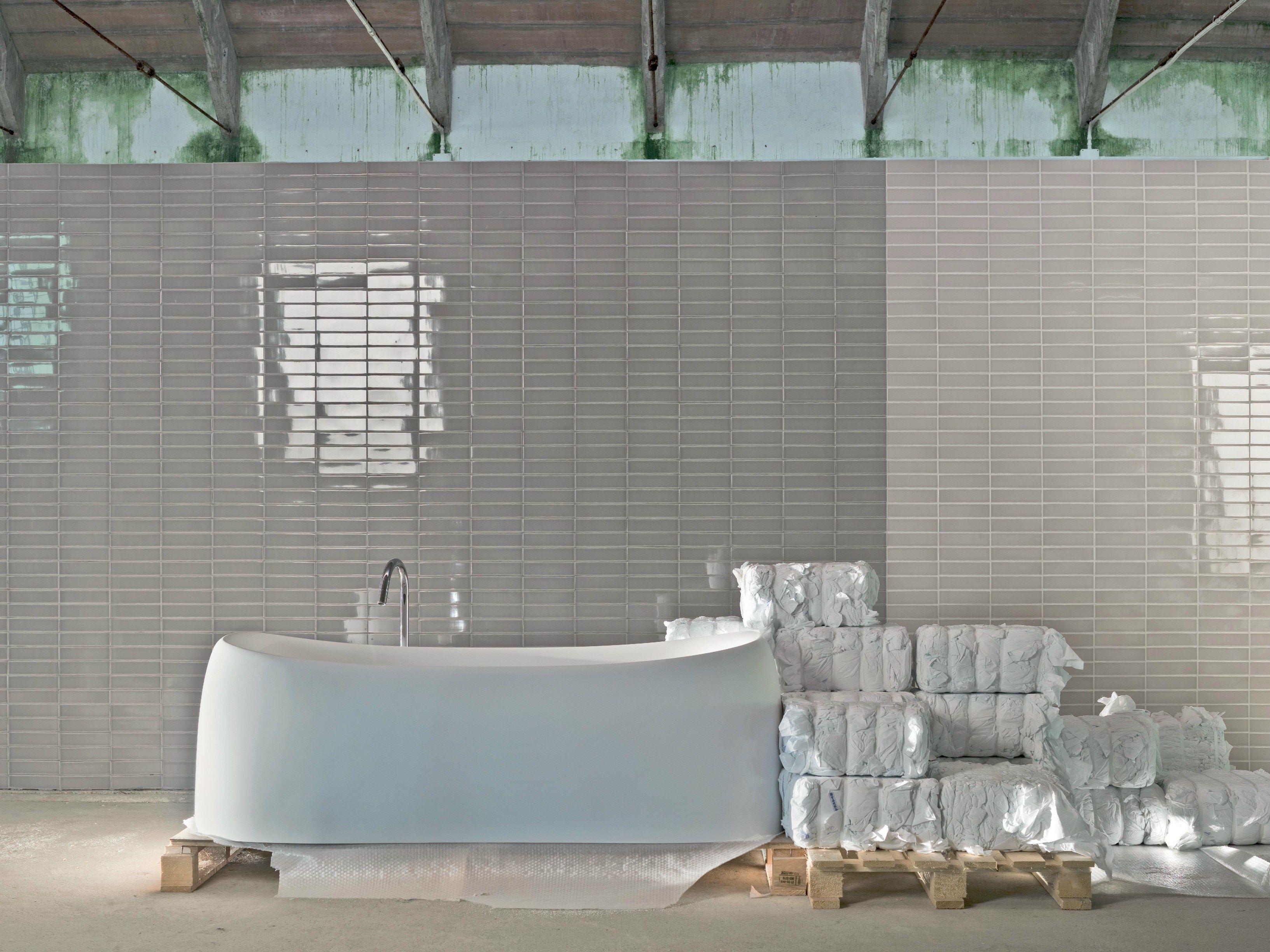 Revestimiento de pared de materiales cer micos para - Materiales para paredes ...