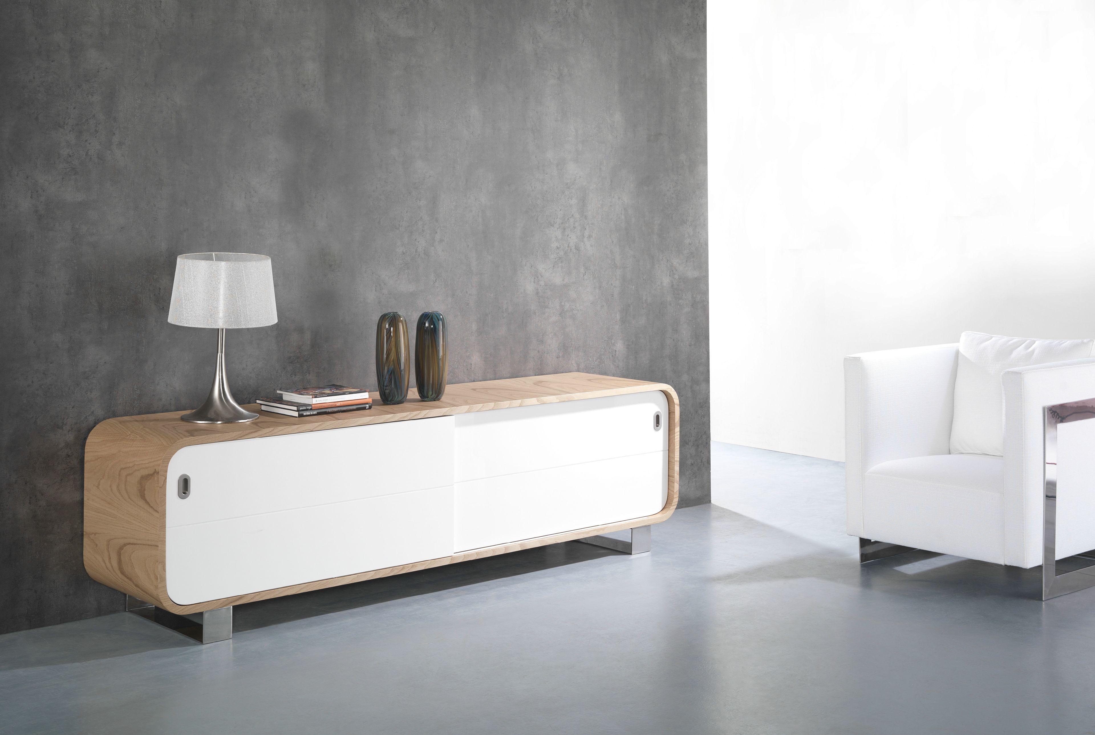 MARLY Sideboard mit Schiebetüren by AZEA Design Victor Caetano